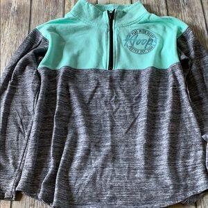 Justice pullover sweatshirt